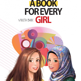 Violeta Babić A BOOK FOR EVERY GIRL (Bahrain)
